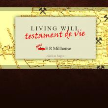 Living Will-Testament de vie